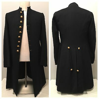 Union Staff Officers Frock Coat Late War Id'd