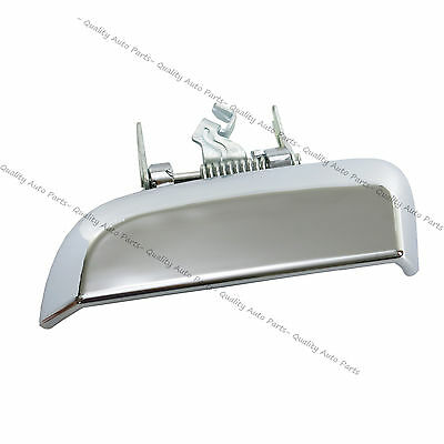 Door Handle Chrome Rear Right  Tailgate Handle Silve For Nissan Pathfinder