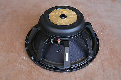 """Electro-Voice Dl15W 15"""" Speaker Very Low Frequency"""