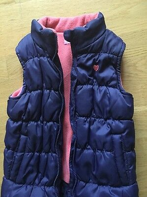 Girls Florence & Fred Gilet Age 8-9