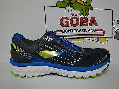 BROOKS GHOST 9 MEN'S PIANTA MEDIA anthracite