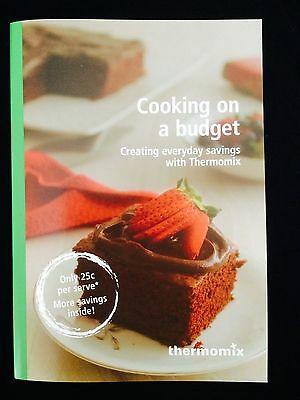Cooking on a budget Thermomix cookbook TM31 TM5