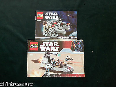 Collectable Lego Instruction Books  Lego manuals   Some Mailed as Letters $3.50
