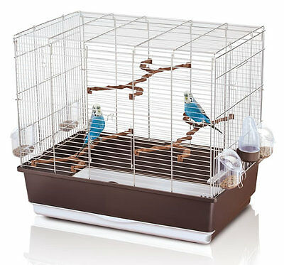 Imac Irene 4 Budgie, Canary Cage With Pull Out Tray