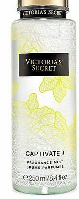 Victoria's Secret Fragrance Body Mist CAPTIVATED 8.4 oz - LIMITED EDITION - NEW