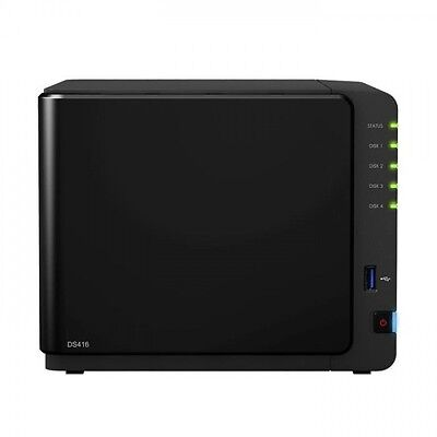 Synology serveur NAS 4 baies DS416