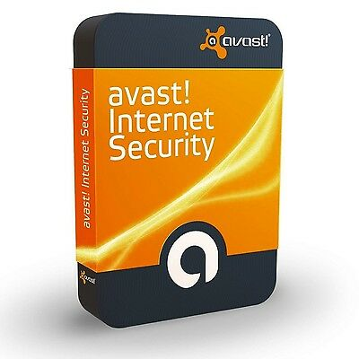 Avast Internet Security - antivirus - 1 PC - 1 Anno - 1 Year - Licenza ESD