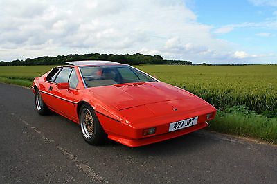 Lotus Esprit for Immediate Purchase.