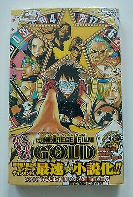 One Piece Film Gold Collector (Jump J Books) (Japan Edit) NEUF
