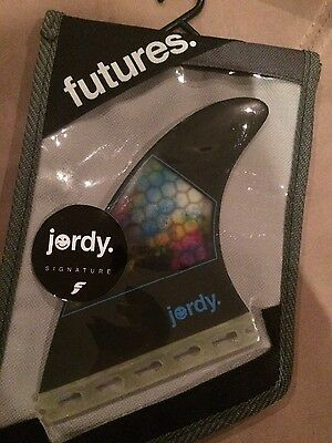 Futures fins Jordy Smith SMALL