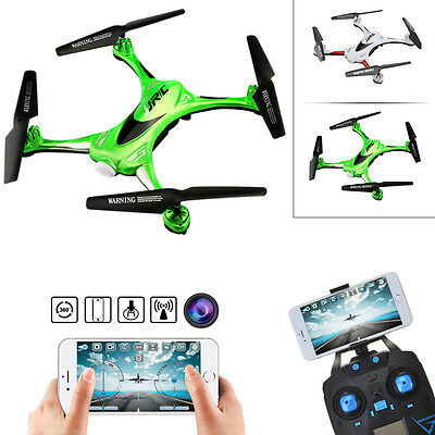 JJRC H31 2.4G 4CH One Key Return Headless RTF 2.0MP HD Camera RC Quadcopter
