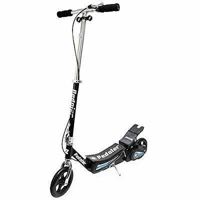 Pedaler Folding Step Dual Pedal 2 Wheel Step Scooter Kids' Scooters by Nixor