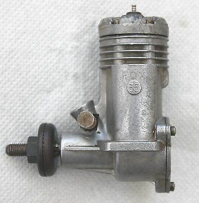 Fox 35  6 cc Early Sport Glow Engine circa early 1950's