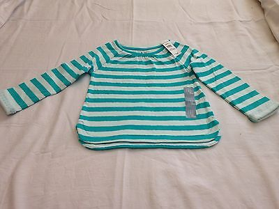 brand new gap young girl top age 3 year RRP £12.99