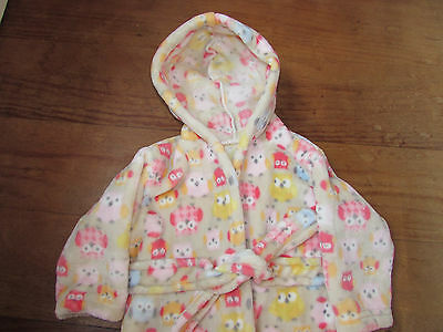 Baby dressing gown 12-18 months Excellent condition