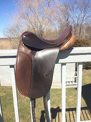 """County Competitor Dressage Saddle 16"""""""