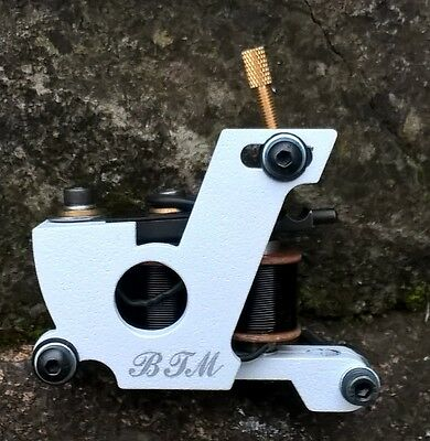 Border Tattoo Machine,liner (Special Addition) Custom Mini Frame Black Coils