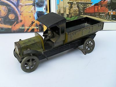 All Original  Tinplate Lorry Distler/fischer
