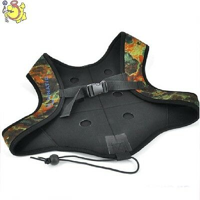 backpack SPEARFISHING CAMU Best HUNTER with adjustment (NO LEAD)  ...DE