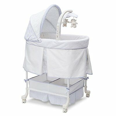 Simmons Kids Beautyrest Studio Gliding Bassinet, Royalton