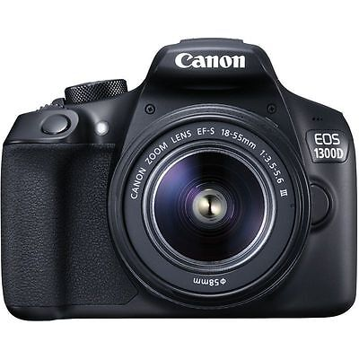 Canon Eos 1300D Kit 18-55 Dc Iii