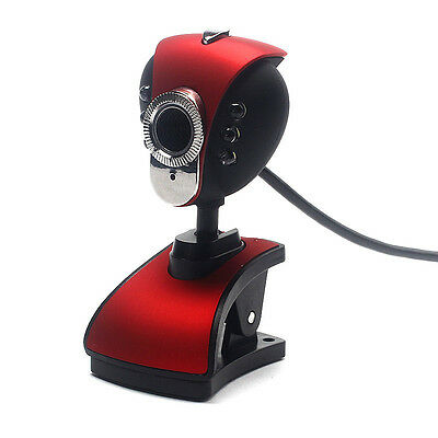 USB 2.0 HD Webcam Camera Web Cam With Microphone Mic LED For PC Laptop Hot SALE
