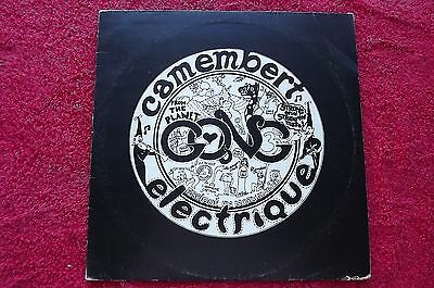 Gong – Camembert Electrique   (1971) 1st issue!
