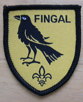 Scout Badge New Ireland High Def Fingal