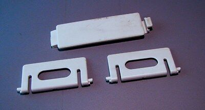 2 legs and battery cover for Microsoft Wireless Keyboard 3000 v2.0
