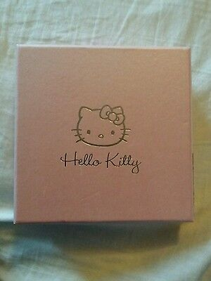 Ideal christmas gift hello kitty bracelet necklace and ring gift set