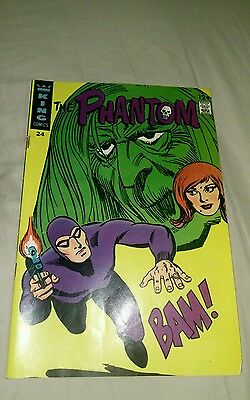 The Phantom #24 (Aug 1967, King Features)