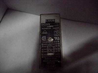 Omron G7S-4A2B-Fa 24Vdc 6 Pole 14 Pin Narrow Relay Quantity!!