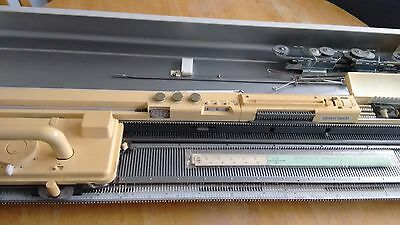 Silver Reed SK740 Knitting Machine