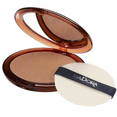 IsaDora TERRACOTTA BRONZING POWDER MATTE TAN 45