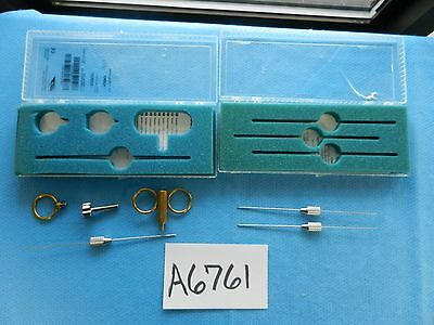 Gore Surgical Suture Passer Instrument With 3 Inserts 1GSP02 NEW!!!