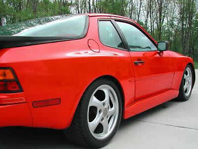 Porsche 944 Side Skirts/Sills/Rockers 1982-1991 - 944SI - Brand New!