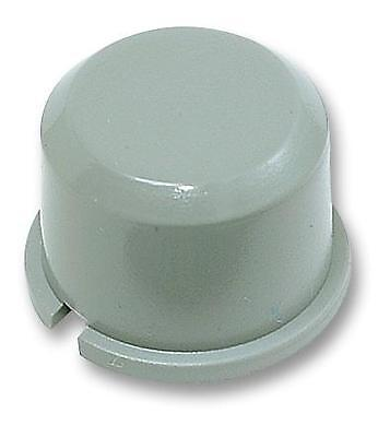 Switch Components - Caps - CAP ROUND GREY - Pack of 10
