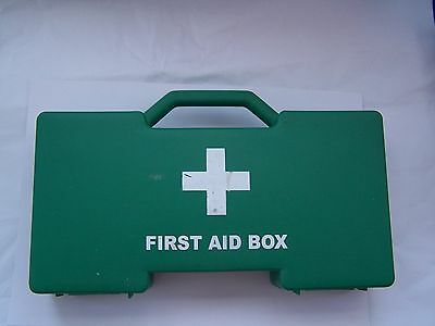First Aid, Box, Organiser, Snap Shut, Health And Safety