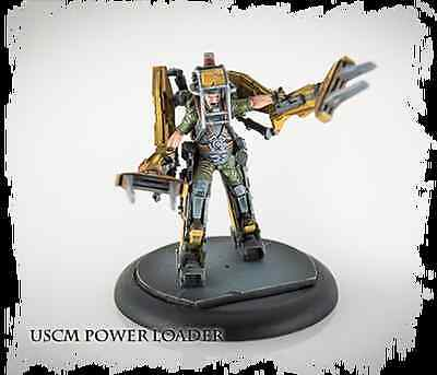 New AVP The Hunt Begins  Power Loader Miniatures