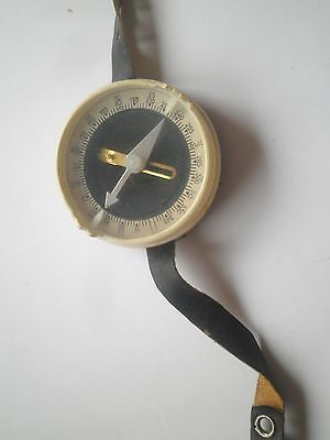 Vintage Retro Compass,army Military ? Wwii 2Wk Model Ussr Russia