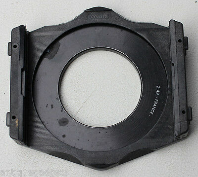 Cokin P Filter Holder with Cokin 49mm Adapter Ring for camera lenses