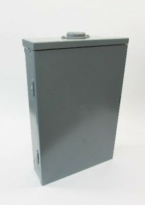 New Square D BX19RC QO Load Center Breaker Panel Enclosure 3R