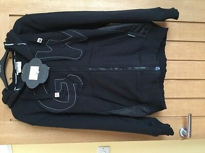 Gorilla Wear Logo Black Hoodie New With Tags