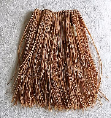 NEW Authentic Hawaiian Grass Hula Skirt Made in Hawaii Small Children's Size