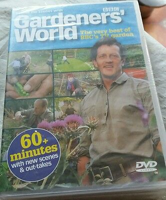 Gardeners world dvd