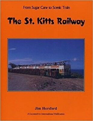 the St Kitts railway - from sugar cane to scenic train