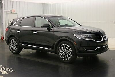 2016 Lincoln MKX BLACK LABEL MODERN HERITAGE NAV SUNROOF MSRP$62640 AWD VOICE NAVIGATION MOONROOF VENETIAN LEATHER REMOTE START REAR VIEW CAMERA