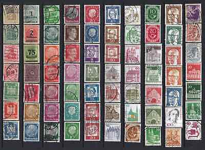 ALEMANIA / GERMANY - Lote de sellos - Lot old stamps  - 2 scanns