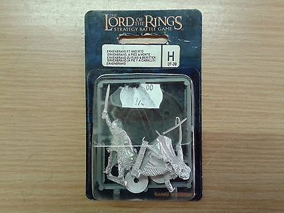 LOTR Lord Of The Ring ERKENBRAND FT AND MTD metal OOP sealed