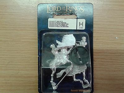 LOTR Lord Of The Ring ISILDUR FT AND MTD metal OOP sealed